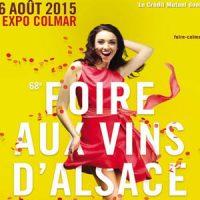 Foire aux Vins d'Alsace 2015