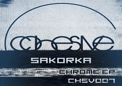 Chrome EP by Sakorka