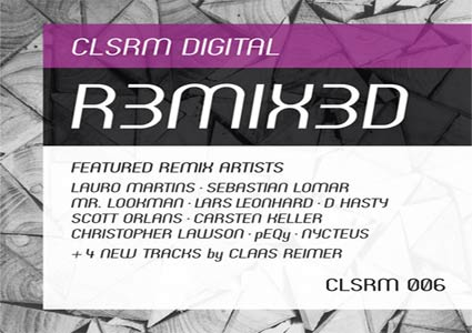 CLSRM Digital R3MIX3D Compilation
