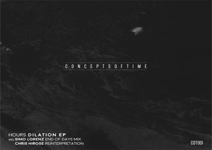 Dilation EP by Hours