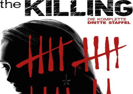 The Killing - Die komplette dritte Staffel