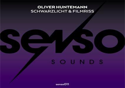 Schwarzlicht & Filmriss EP by Oliver Huntemann