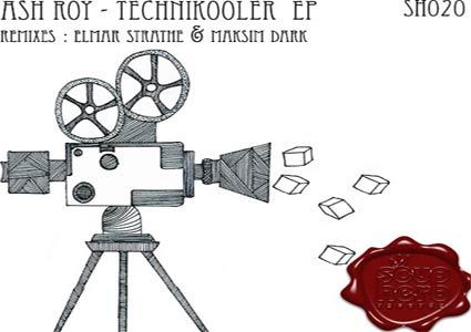 Ash Roy - Technikooler EP