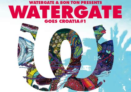 Watergate Goes Croatia 2015