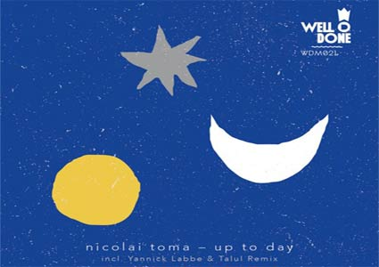Up To Day EP by Nicolai Toma