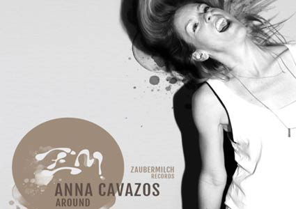 Around EP by Anna Cavazos