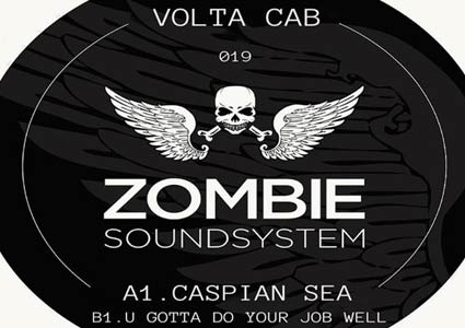 Caspian Sea EP by Volta Cab