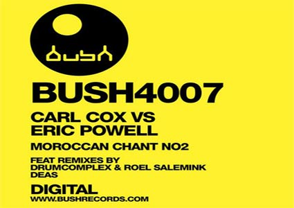 Morroccan Chant Number 2 by Carl Cox & Eric Powell