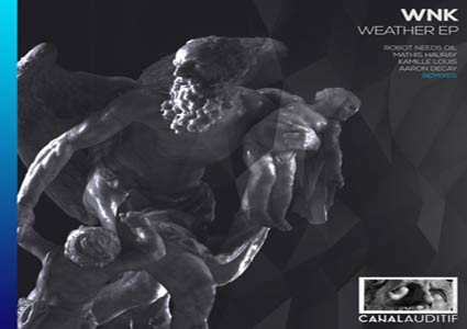 The Weather EP by WNK