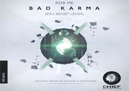 Bad Karma EP - Rob Me