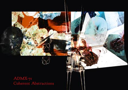 Coherent Abstractions by ADMX-71
