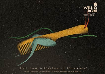 Carbonic Crickets EP by Juli Lee