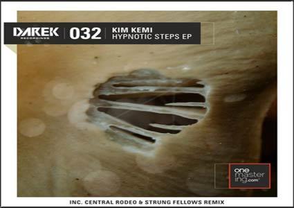 Hypnotic Steps EP - Kim Kemi