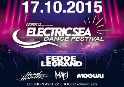 Electric Sea Dance Festival 2015