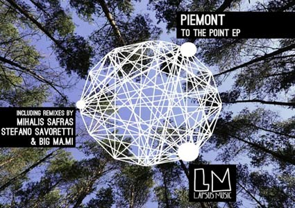 To The Point EP - Piemont