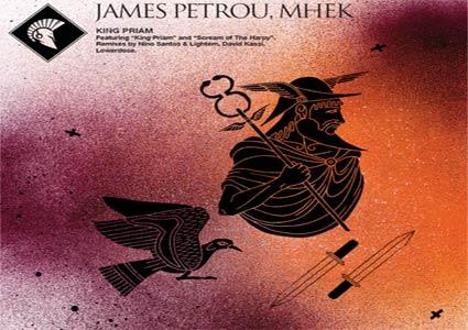 King Priam - James Petrou & Mhek