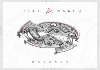 Dreamer EP - Rich & Maroq