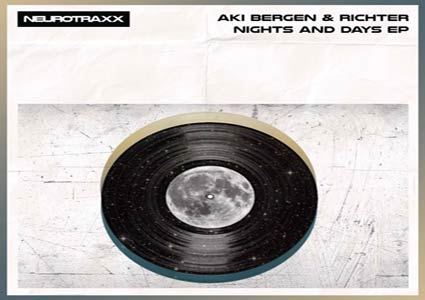 Nights & Days EP by Aki Bergen & Richter