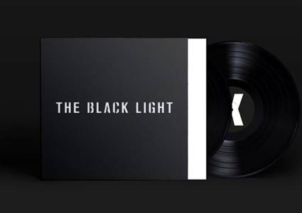 The Black Light LP - Johannes Heil