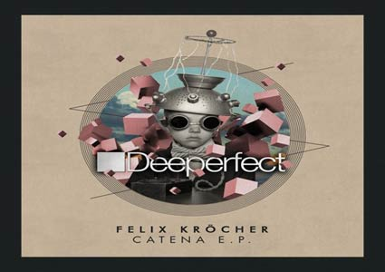 Catena EP - Felix Kröcher