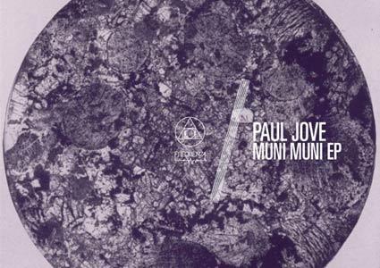 Muni Muni EP - Paul Jove
