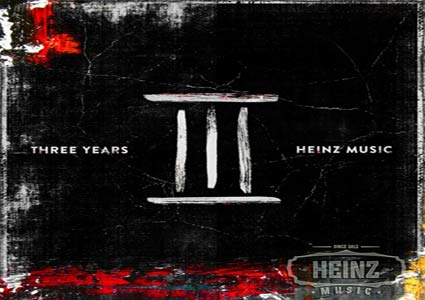 Three Years Heinz Music