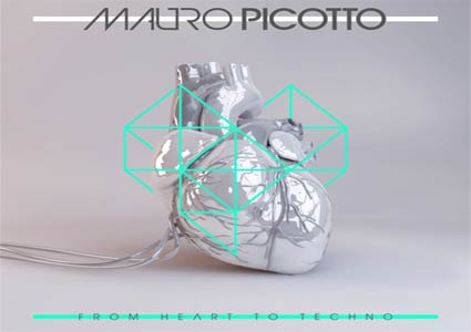From Heart To Techno LP - Mauro Picotto