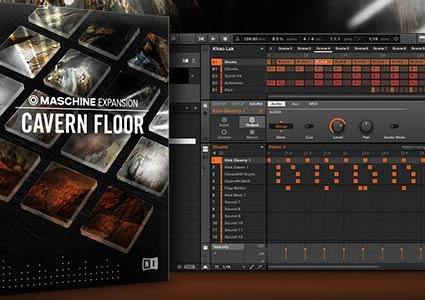 Native Instruments: Cavern Floor