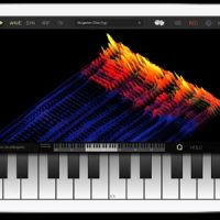 Poseidon Synth für das iPad