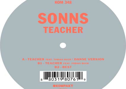 Teacher EP - Sonns