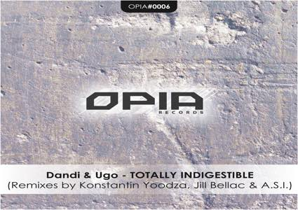 Totally Indigestible - Dandi & Ugo