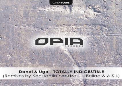 Totally Indigestible - Dandi & Ugo