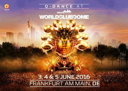 Q-Dance meets BigCityBeats: World Club Dome 2016