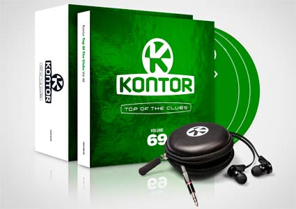 Kontor Top Of The Clubs Vol. 69