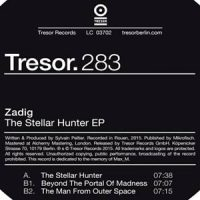 The Stellar Hunter EP - Zadig