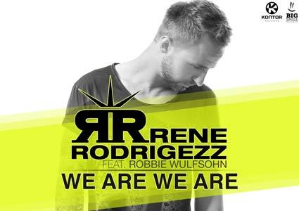 We Are LP - Rene Rodrigezz