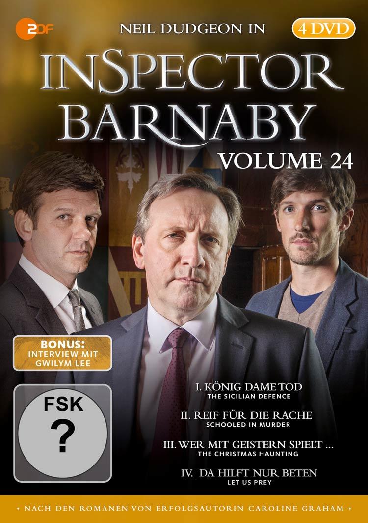 Inspector Barnaby Vol. 24