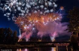 Feuerwerk Roding