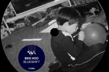 Blueshift EP - Ben Hoo