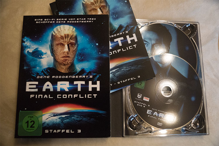 Gene Roddenberry's Earth - Final Conflict