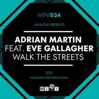 Walk The Streets - Adrian Martin feat. Eve Gallagher