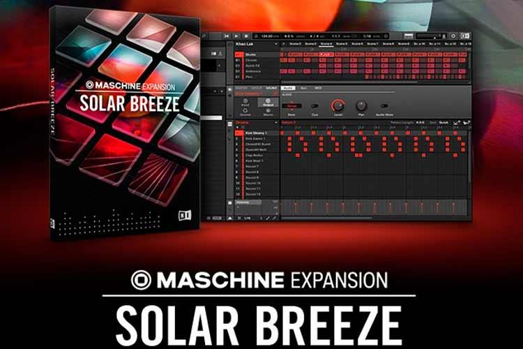 Native Instruments: Solar Breeze