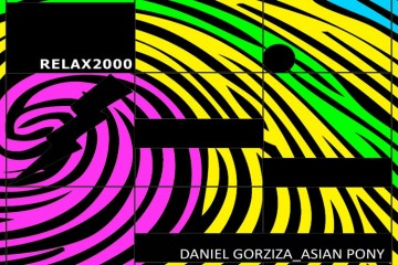 Asian Pony EP - Daniel Gorziza