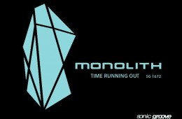 Monolith - Time Running Out EP
