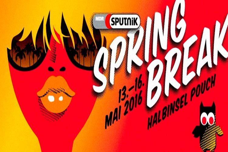 Sputnik Spring Break 2016