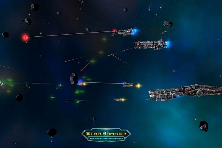 Star Hammer – The Vanguard Prophecy
