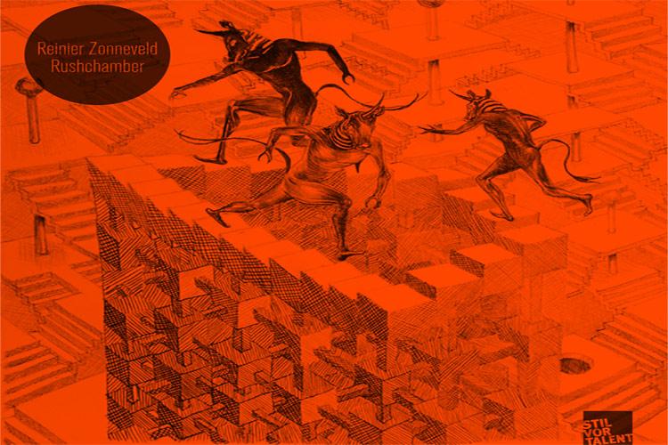 Reinier Zonneveld - Rushchamber EP