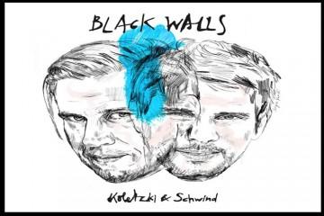 Black Walls EP - Koletzki & Schwind