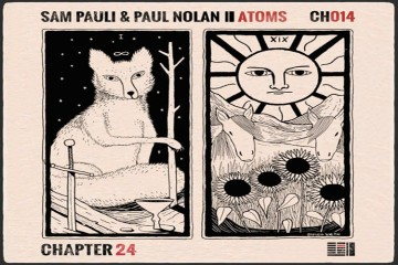 Atoms EP by Sam Pauli & Paul Nolan