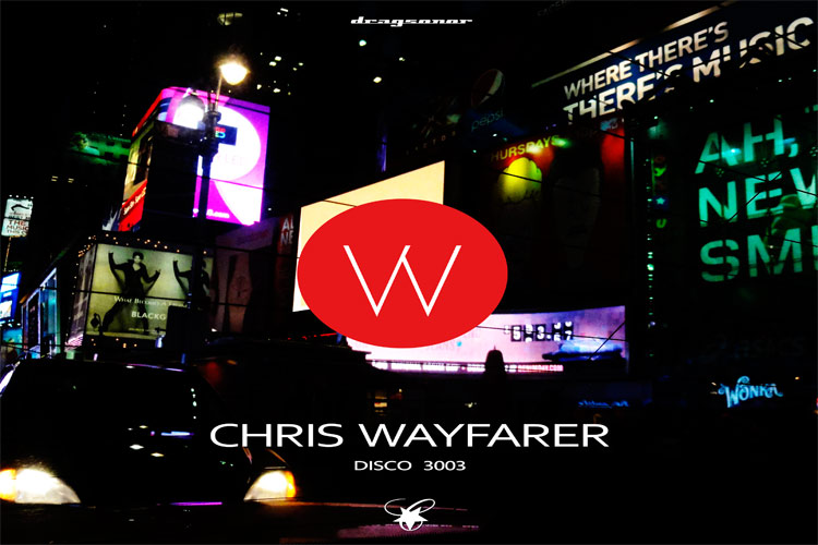 Disco 3003 EP - Chris Wayfarer